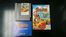 TaleSpin - NES game - PAL version