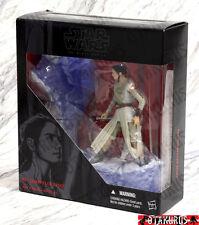 Rey starkiller base star wars black series figurine Hasbro Takara Tomy