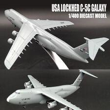 USA Lockheed C-5C Galaxy 1/400 DIE CAST Aircraft plane Model VERY RARE