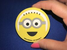Universal Studios Minion Fridge Magnet New!!!!!! Super Cute