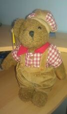 A SUNKID TEDDY BEAR FROM GERMANY AND NEEDS A NEW HOME