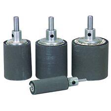 4 PC Quick Change Sanding Drum Set Drill Press Hand Drill Lathe Bench Grinder