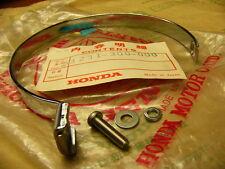 Honda CB 750 Four K0 - K2 Chromspange Tachometer incl. Anbauteile