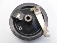 #9193 Suzuki RM80 RM 80 Front Brake Backing Plate / Panel / Assembly