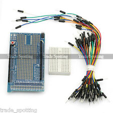 SainSmart Prototype Shield V3 + Breadboard For Arduino Due UNO Mega2560 Nano R3