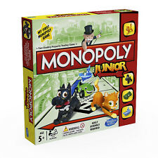 Monopoly Junior Board Game 2018 Version