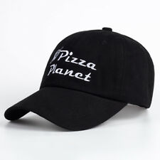 Brand New Pizza Planet Baseball Cap Embroidery Dad Hat Pizza Hip-Hop Sport Cap