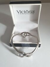 Victoria Townsend Silver Plated Bangles bracelet