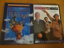 Monty Python and the Holy Grail + airplane (new) and bringing down the house