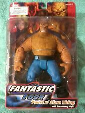 "Twist & Slam THING Fantastic Four classics Marvel Legends 6"" Figure|NEW"