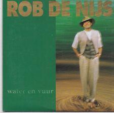Rob De Nijs-Water En Vuur cd single