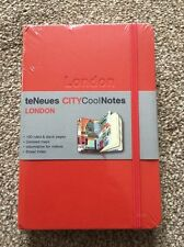teNeues CITYCoolNotes London-Red