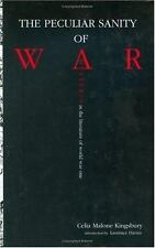 The Peculiar Sanity of War: Hysteria in the Literature of World War I-ExLibrary