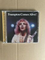 Frampton Comes Alive! US CD Remastered Classics Edition/ BMG Music Club Issue