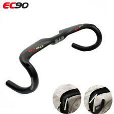 EC90 Cycling Road Bike Carbon Handlebar Racing Cycling Bicycle Drop Bar 31.8mm