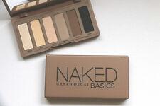 Urban Decay Naked Basics Makeup Eyeshadow Palette (6 Matte Eye Shadows)