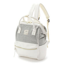 Anello x The EMPORIUM Autumn Series Synthetic leather Backpack !