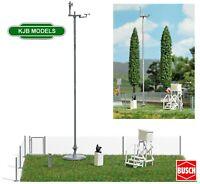 BNIB OO / HO BUSCH 7894 Weather Station Kit
