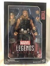 MARVEL LEGENDS THOR 12 Inch 1:6 Action Figure Sealed Box 2016 Hasbro Avengers