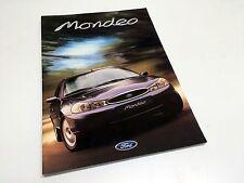 1998 Ford Mondeo ADM Brochure - Australian Domestic Market