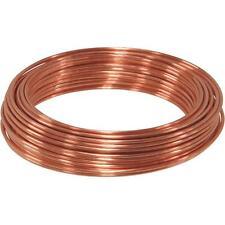 100 Pk Hillman 18 Ga X 25' General Purpose Copper Wire 123109