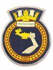Canadian Navy RCN HMCS Stadacona Ships Crest Patch 7 X 5 1/2