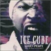 War & Peace 2 - Audio CD By Ice Cube - VERY GOOD