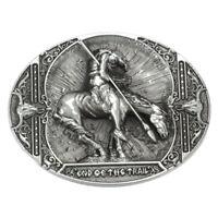 Excavator Silver Color Men/'s Belt Buckles for women Cowboy Native American