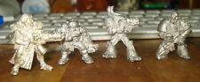 Wh- 40K Space Marine Rogue Trader Metal Free Standing Sister of Battle Chaos Orc