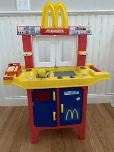 fisher price McDonalds drive-thru Play Set Kitchen
