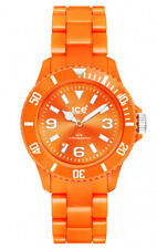 Ice-Watch Classic Solid Polyamide Unisex Orange Watch CS.OE.U.P.10