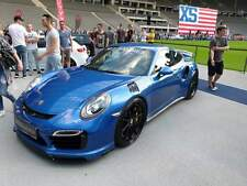 Porsche 991 Turbo S Luftauslassgitter Air Frame Grill 911 GT3 GTS 4S Carrera S