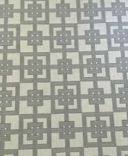 Wool Area Rug 5' X 6' - Gray Contemporary Abstract Geometric