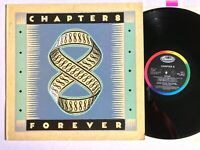 CHAPTER 8 - Forever 1988 Soul Vinyl LP Album EST 2073 VG/VG+
