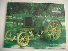 New listing John Deere Waterloo Boy Tractor Green Magazine July 1994