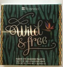 BH COSMETICS WILD & FREE BAKED EYE SHADOW PALETTE 0.62 OZ