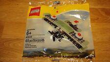 Lego 40049 Flugzeug Sopwith Camel