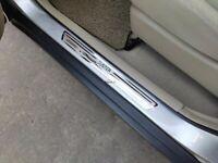 Pour Renault Dacia Duster Accessories Seuil De Porte Acier Inoxydable Protector