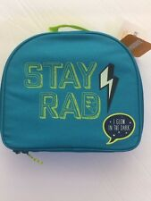 Nwt Gymboree Stay Rad Glow in the Dark Lunchbox