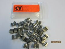 "Xceldyne Ti Valve Locks, XLO692-C, 5/16"" x -.050"" x 8 deg Radius Grv (set of 32)"