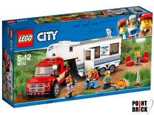 LEGO 60182 CITY GREAT VEHICLES Pickup e Caravan