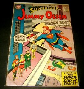 Superman's Pal - Jimmy Olsen Issue # 39 (Sept. 1959) Good Condition