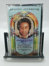 Johnny Mathis Heavenly Cassette Columbia Records Brand New Sealed