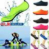 Water Shoes Socks Diving Socks Wetsuit Adult Kids Solid Non-slip Swim Beach
