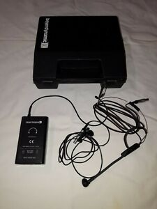 Beyerdynamic RTD 3406 Handsender + Ansteckmikrophon und Headset im Koffer