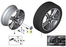 BMW 2 Series F45 F46 F48 F39 Wheel Center Cap With Chrome Ring 36136850834