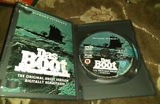 Das Boot Dvd Box Set 1981 German World War Ii U-Boat Drama 6 Hour Tv Mini Series