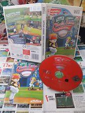 Nintendo Wii:Little League - World Series Baseball [TOP & 1ST EDITION] Fr
