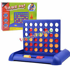 Connect Four In A Row 4 In A Line Board Fun Family Party Classic Bingo Game Toy