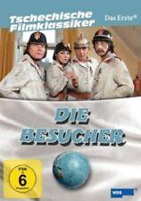 DIE BESUCHER (TSCHECHISCHE FILMKLASSIKER) (JOSEF BLAHA/+)  3 DVD  NEU